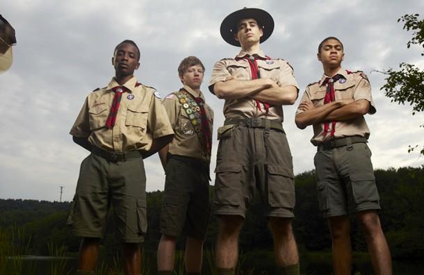 La regla del Boy Scout