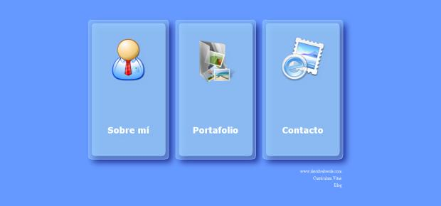 David Valverde Web 1.0