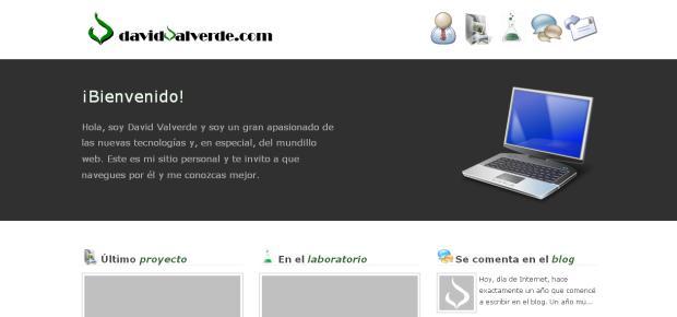 David Valverde Web 2.0