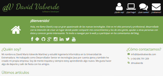 David Valverde Web 3.0