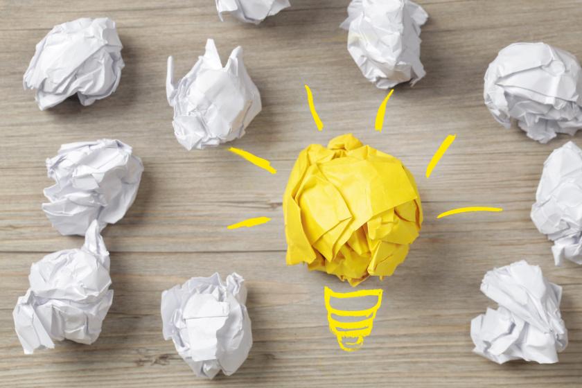 Valor de las ideas
